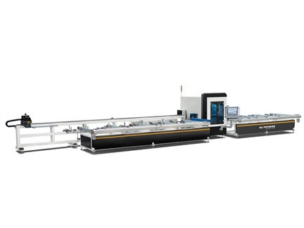 铝型材数控锯切中心