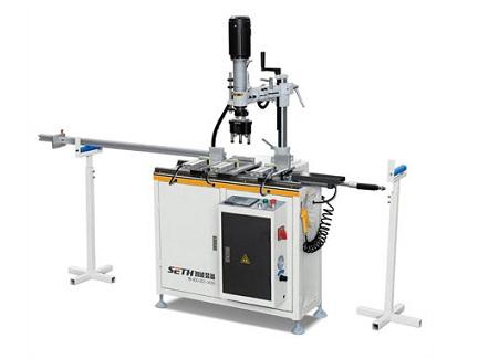 铝型材数控钻孔机