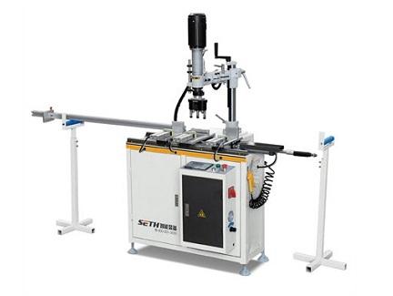 山东铝型材数控钻孔机