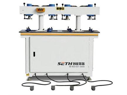 山东铝型材重型四工位液压压力机
