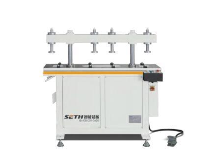 山东铝型材重型双柱液压压力机